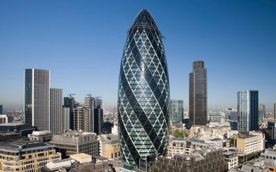Sight Security Services At The Gherkin